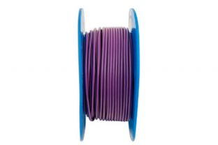 Connect 30034 Purple Thin Wall Single Core Cable 28/0.30  50m